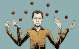 Juggling improves brain health