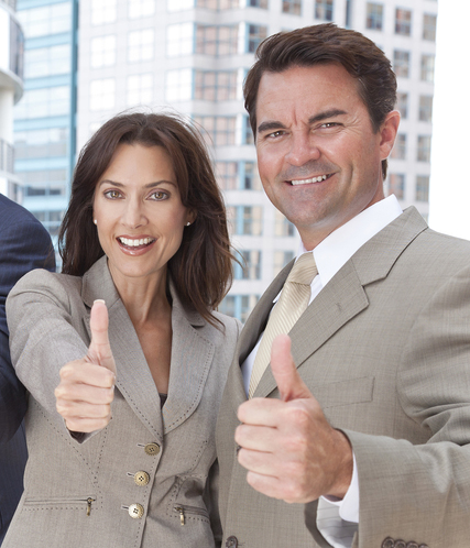 Thumbs up for Career Consult