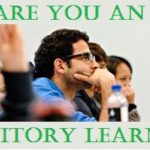 Memory Tip 7: Auditory Learners
